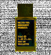 KORRES Fragrance WHITE TEA női illat, 50 ml