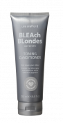 Lee Stafford Bleach Blondes Ice White kondicionáló kék pigmenttel, 250 ml