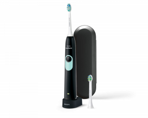Philips Sonicare for Teens Black HX6212/89, szónikus fogkefe