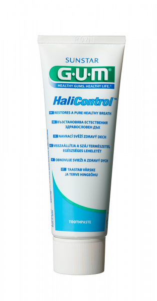 GUM HaliControl foggél CPC 0,07 %, 75 ml